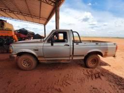 Caminhonete Ford f-1000 xlt 4x4