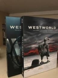 Bluray - Westwood - 2 temporadas - digipack