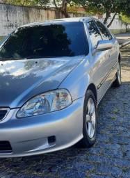 Honda Civic LX 1.6 Automático