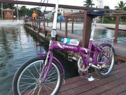 Bicicleta dobrável Blitz Alloy - Aro 20