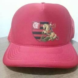 Título do anúncio: Bone do Flamengo com São Jorge