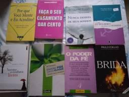 Livros vários títulos