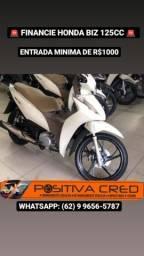 Financie Honda Biz 125CC