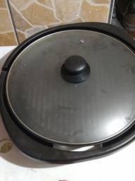Grill elétrico grande