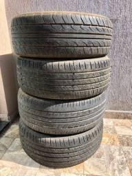 Jogo de pneus 205/55 R16