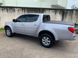 L200 Triton 4x2 manual gasolina/gnv