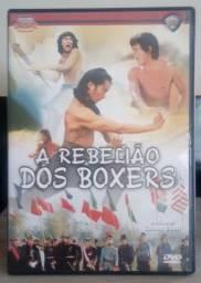 Dvd A Rebelião dos Boxers/ usado /Raro