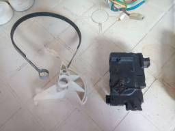 Conjunto do atuador de freio. Lavadora Brastemp Ative 10kg
