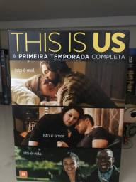 Box - this is us - 1ª temporada