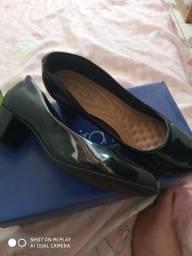 Sapatos sociais número 36 usados 1 x