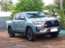 Toyota Hilux Flex SRV 4X4 2021 (Praticamente Zero Km!)