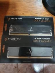 Memória ram 8GB DDR4 2666mhz 2x4GB  - NOVAS