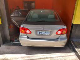 Corolla xei 1.8 2003 automático.