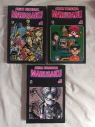 Akira Toriyama - Marusaku Vol 1, 2 e 3 (completo)