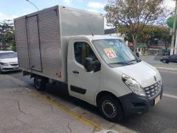 Renault Master Baú 2021 Camionete
