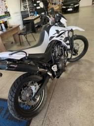 Xt 660 branca