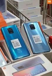 Smartphone Redmi Note 9S 128 GB/6 GB Ram Azul/Cinza