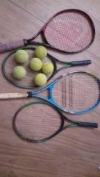 Kit tenista iniciante
