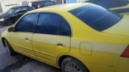 Honda Civic  ano 2001
