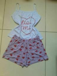 Baby doll algodão LEIA A DESCRIÇÃO