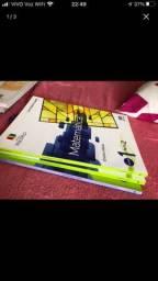 Livros matematica projeto múltiplo 1 ano EM