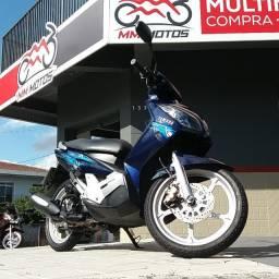 Yamaha Neo AT115 AZUL 2010