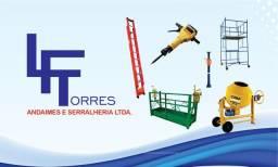 Serralheria, Locação de Equipamentos para Obras