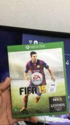 Vendo jogos de XBox e Xbox one