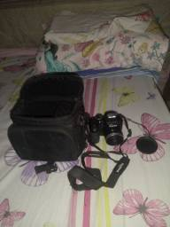 Câmera Fujifilm.