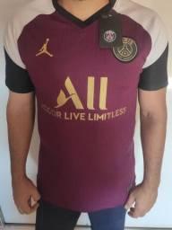 Camisa Futebol Psg City Roma