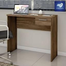 Mesa Office com 1 Gaveta #FreteGRÁTIS* #Garantia #Lacrado