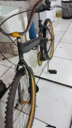 Bicicleta Alumínio Dobrável Corumbá