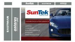 Película Suntek lidera nos E.U.A e Europa