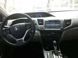 Honda Civic LxL 1.8 Automático 2012/2012 Top - 2012