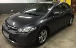Honda Civic Automático - Top Design Esportivo - Completo - 100% revisado - 2008