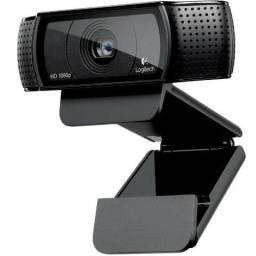 Webcam Logitech C920 Full HD Pro 1080p - Loja Fgtec Informática