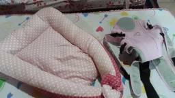 Canguru e ninho pra bebê