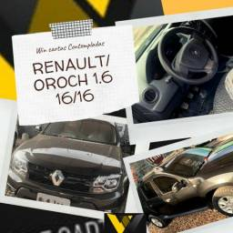 Renault/Oroch 1.6 EXP42 16/16 Não Consultamos Score - 2016
