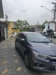 Honda city exl 1.5 2018, top de linha automático - 2018
