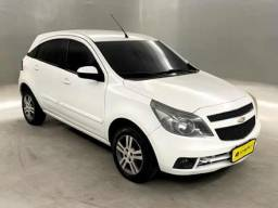 CHEVROLET AGILE 1.4 MPFI LTZ 8V FLEX 4P MANUAL - 2013