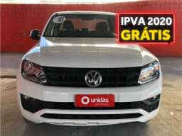 Volkswagen Amarok 2.0 s 4x4 cd 16v turbo intercooler diesel 4p manual - 2018
