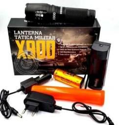 Lanterna Policial Tática Led X900