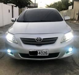 Corolla 11 automático - 2011