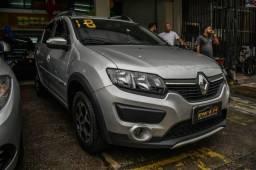 Renault Sandero Stepway 1.6 Flex Completo + Gnv e 2019 Vist - 2018