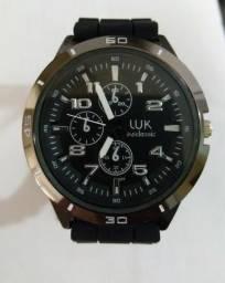 Relógio masculino classic novo na Caixa estudo troca
