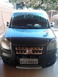 Fiat Doblo Adventure Loker 2010/2011 Toda Revisada - Repasse - 2011