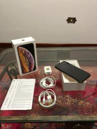 IPhone XS - 64GB - GOLD - COMPLETO!