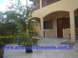 Casa para Venda em Iguaba Grande, Ubás, 4 dormitórios, 1 suíte, 3 banheiros, 4 vagas