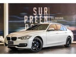 BMW 328I 2.0 SPORT GP 16V ACTIVEFLEX 4P AUTOMATICO - 2015