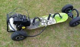 Skate Motorizado Dropboard Carve Motor 50 cilindradas
